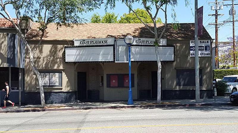 Coast Playhouse recently.